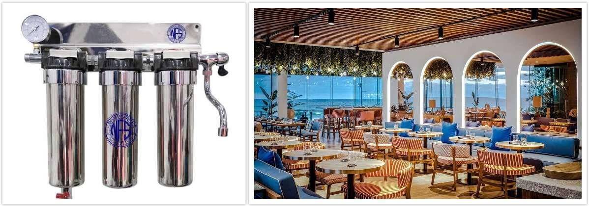 Water Purifier Filter For Restaurant